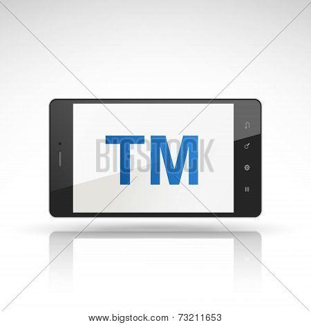 Tm Word On Mobile Phone