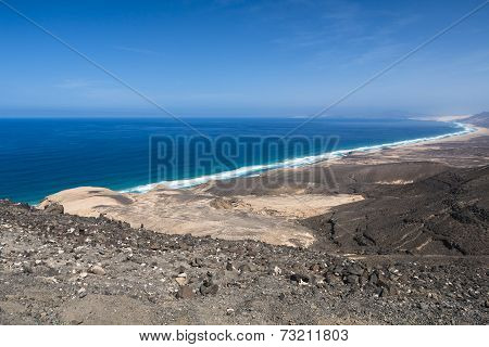 Cofete View, Fuerteventura