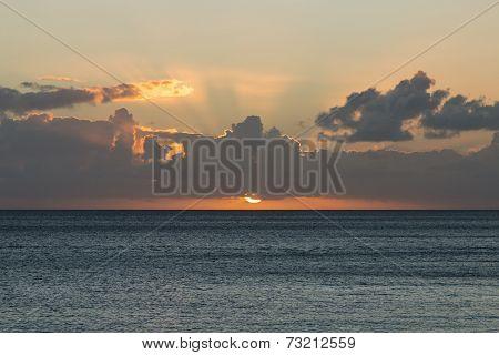 Jandia Beach Sunset, Fuerteventura
