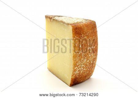 Pecorino di Pienza typical italian sheep cheese