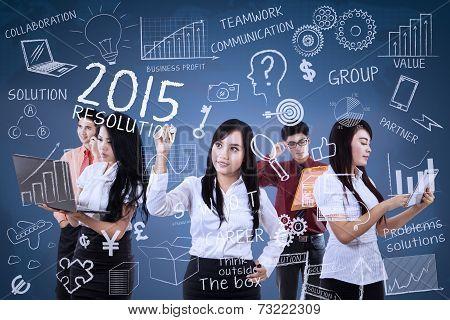 Teamwork Make Idea For Resolutions