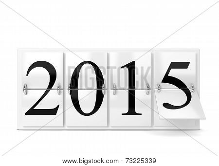 2015 Year Counter