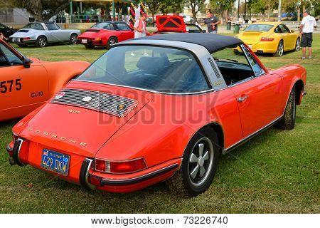 Porsche 911T