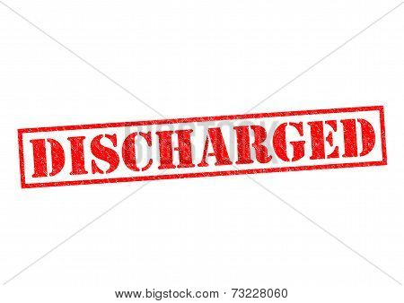 Disharged