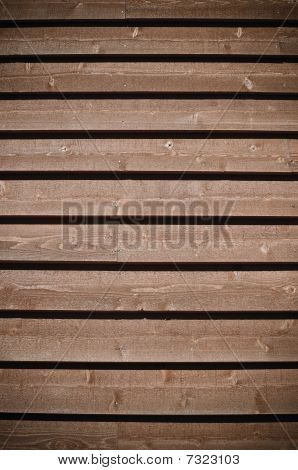 Wood Shutter Background