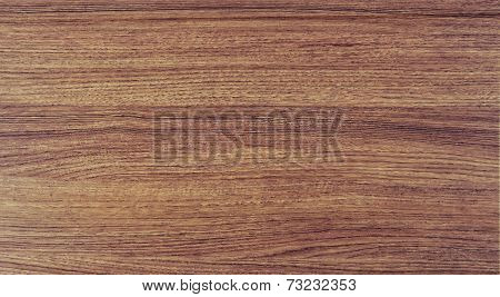 Cherry Red Wooden Background
