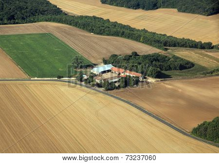 Isolated Farm