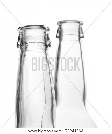 Bottleneck isolated on white