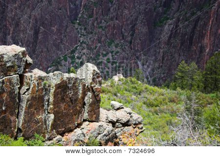 Gunnison National Park Gorge