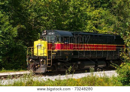 Cuyahoga Valley Train