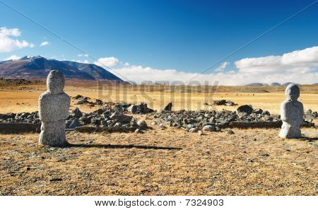 Ancient Turkic Monuments