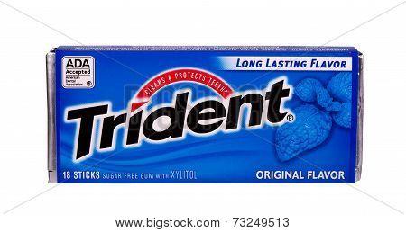 Trident Sugar Free Gum