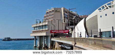 Monaco - Fairmont Monte Carlo Hotel