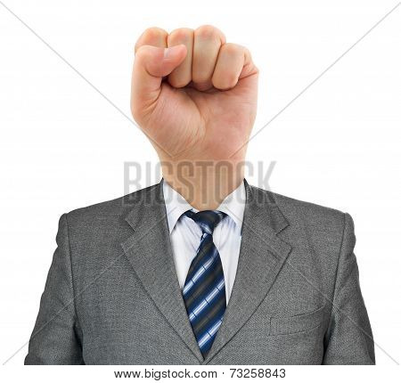 Fist For Head