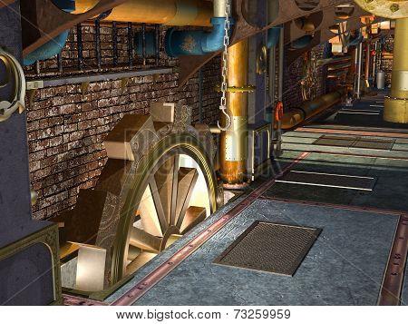 Steampunk Construction