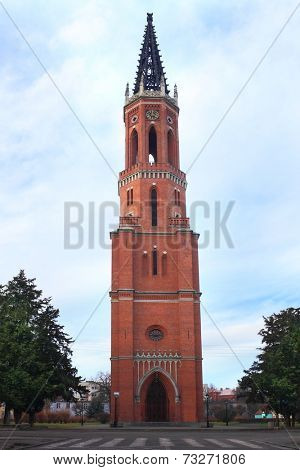 Tower in Zagan Poland