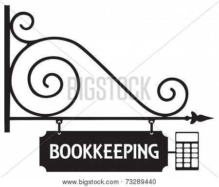 Street Sign Bookkeeping