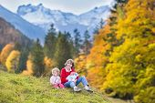 picture of three sisters  - Three Children - JPG
