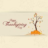 stock photo of special day  - Abstract thanksgiving day background with some special objects - JPG