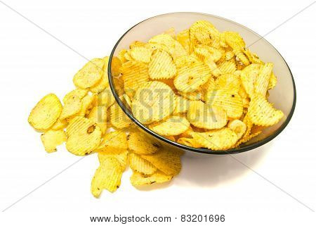 Some Corrugated Chips