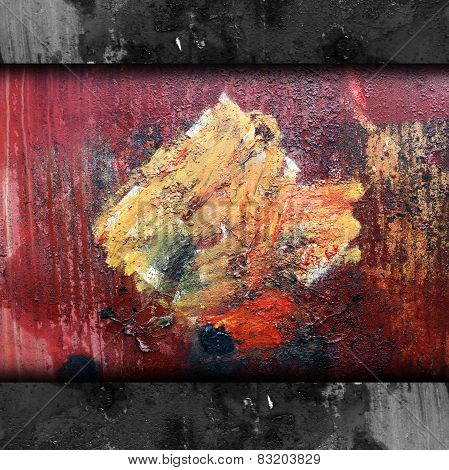 background texture metal rusty grunge paper