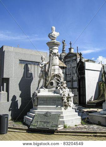 La Recoleta Cemetery, Buenos Aires - Argentina