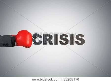 Hand Breaking Crisis
