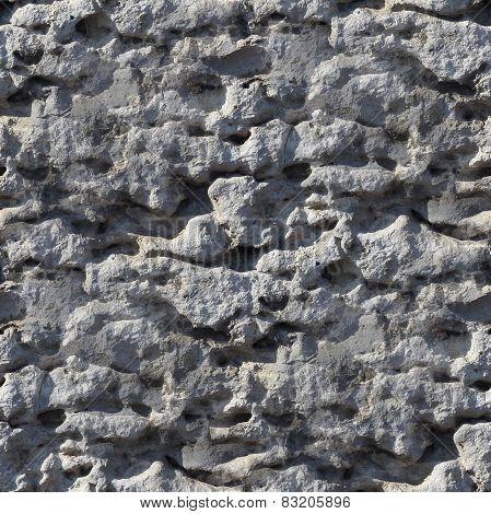 concrete stone seamless texture irregularities gray wallpaper