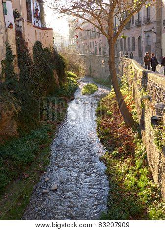 Albaycin, Granada Spain