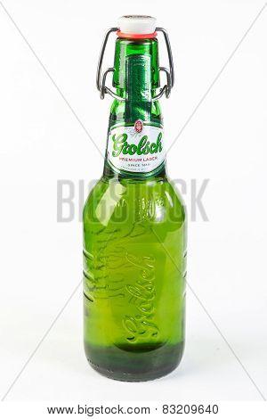 Grolsch Premium Lager Beer