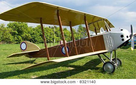 Historic Biplane