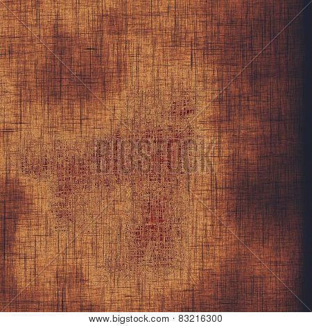 Abstract old background with rough grunge texture. With different color patterns: yellow (beige); brown; black