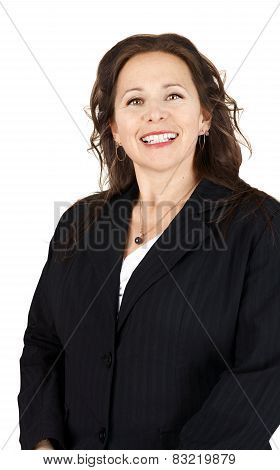 Portrait Of Smiling Professional