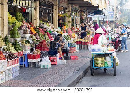 Fruit Shops