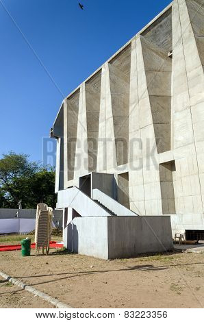 Tagore Memorial Hall In Ahmedabad, India