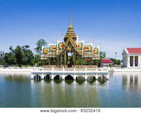Bang Pa-In Royal Palace, Thailand