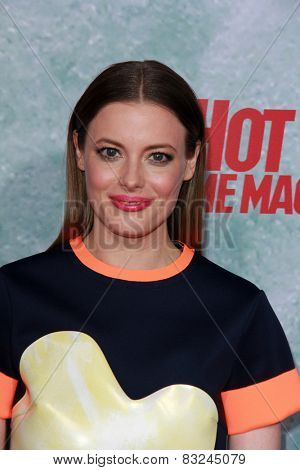 LOS ANGELES - FEB 18:  Gillian Jacobs at the