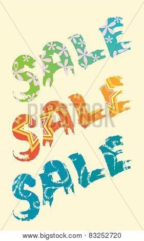 sale title