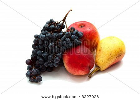 Still-life From Fruit