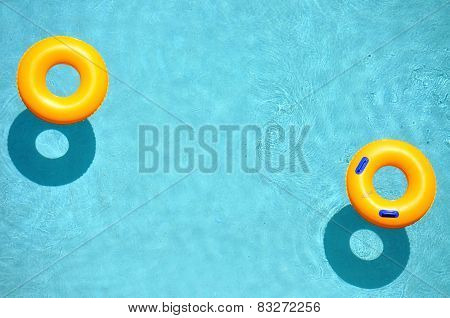 Pool Floats, Rings