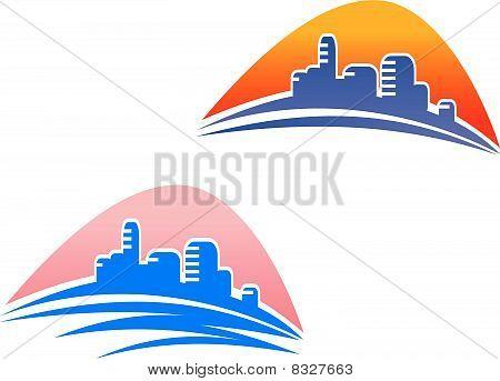 Cityscape Symbols