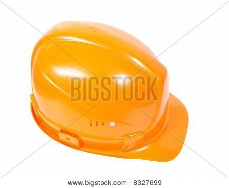 Hard Hat. Isolated