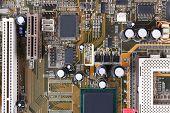 stock photo of rework  - Motherboard - JPG