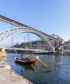foto of dom  - The iconic Rabelo Boats - JPG