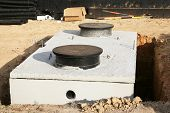 picture of underground water  - New construction - JPG