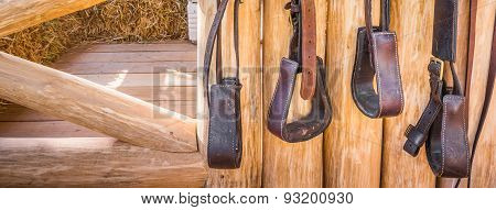 Riding Horse Equipment