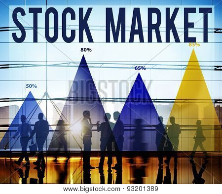 Stock Market Economy Finance Forex Money Concept