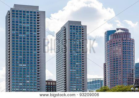 Three Boston Towers