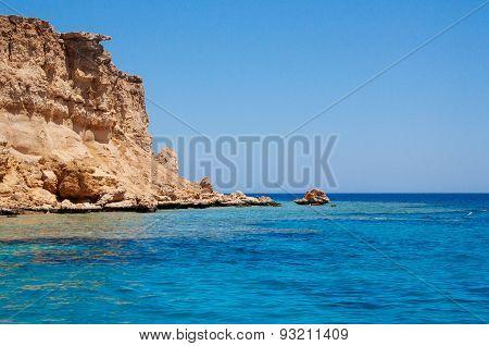 Red Sea Landscape