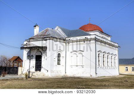 Nikola Gostiny's church (Nikolskaya). Kolomna, Russia